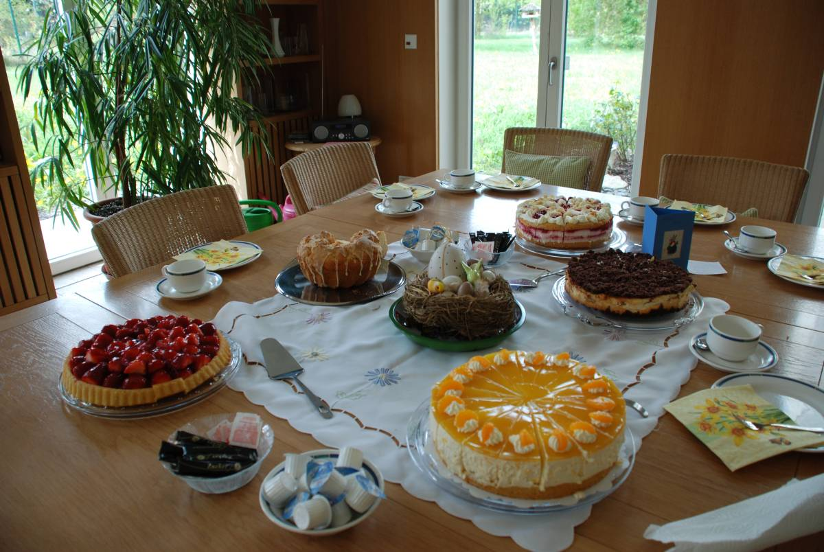 Backen im Hospiz 13.4.2017 - 16